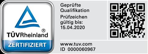 Datenschutzbeauftragter (TÜV)